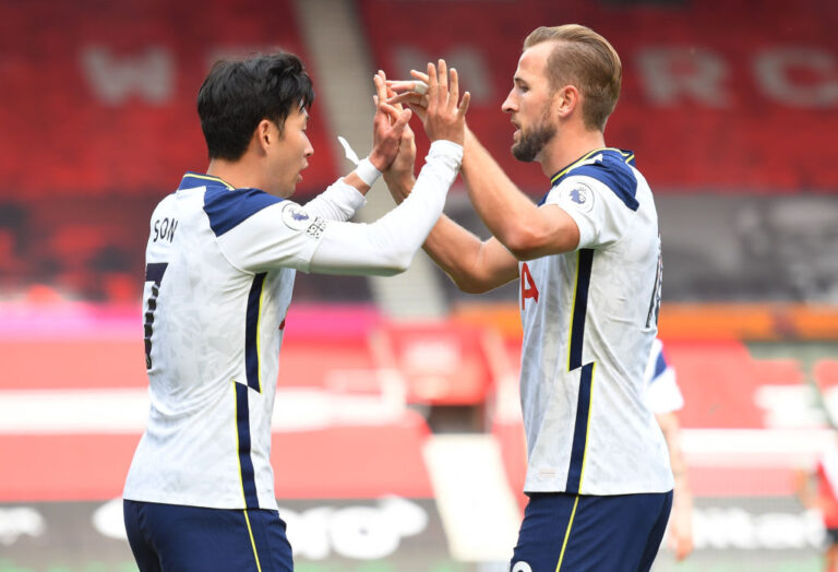 Son and Kane comment after 'five star' performance against ...