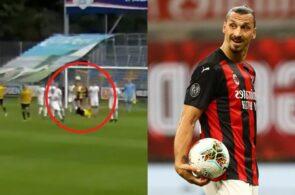 Zlatan Ibrahimovic, Hobro, Hugo Antonsson
