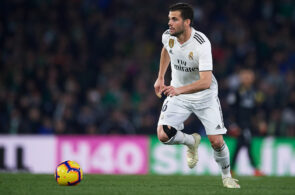 Nacho Fernandez, Real Madrid