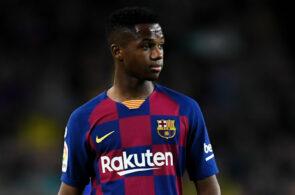 Ansu Fati, FC Barcelona