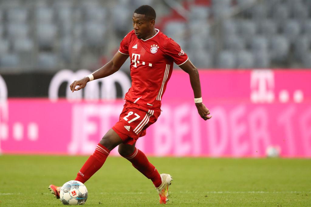 David Alaba, Bayern München