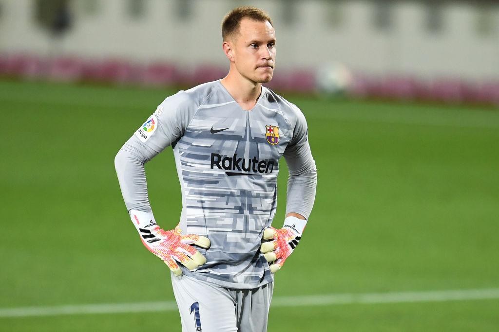 Marc-André ter Stegen, FC Barcelona