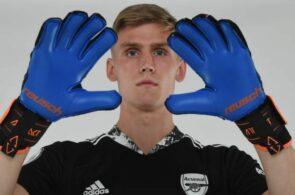 Alex Runarsson, Arsenal