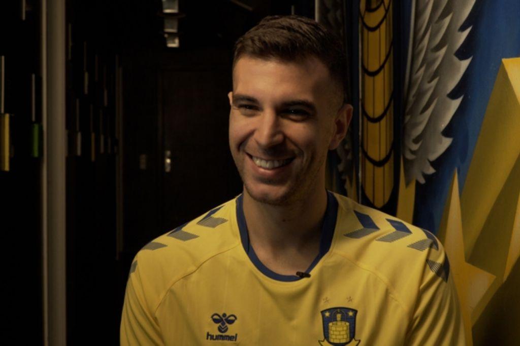 Andrija Pavlovic, Brøndby IF