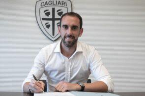 Diego Godín, Cagliari