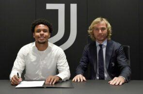 Weston McKennie, Juventus