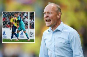 Niels Frederiksen Kevin Mensah Brøndby
