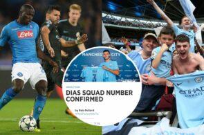 Manchester City Ruben Dias