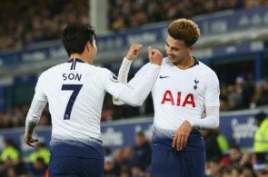 Everton FC v Tottenham Hotspur - Premier League