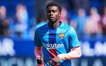 Moussa Wagué, FC Barcelona
