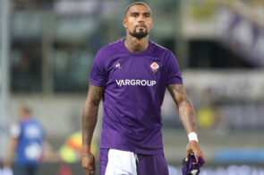 Kevin-Prince Boateng, Fiorentina