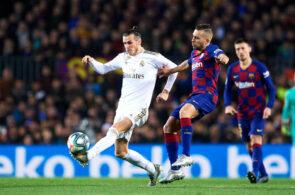 Gareth Bale, Real Madrid, og Arthur, Barcelona