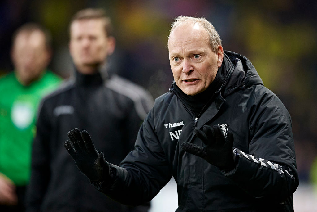 Niels Frederiksen, Brøndby IF