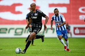 Simon Okosun, AC Horsens mod OB