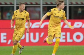 Jens Petter Hauge, Bodø/Glimt