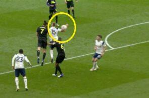 Eric Dier, Tottenham, laver straffe mod Newcastle