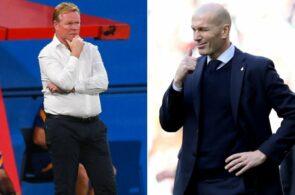 Koeman, Zidane