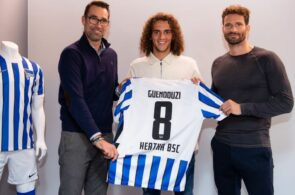 Matteo Guendouzi, Hertha