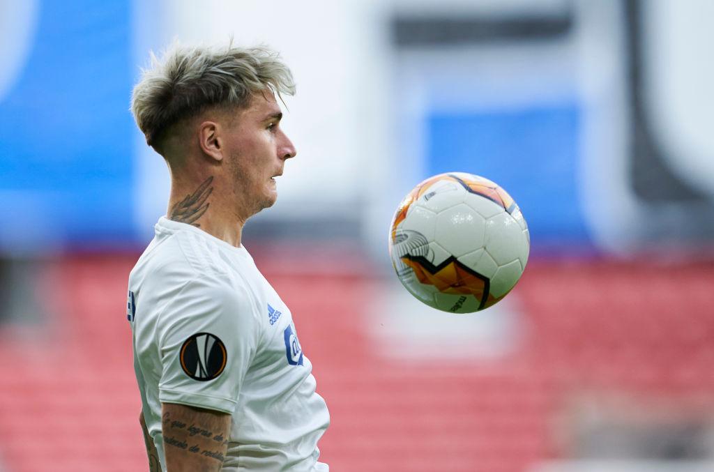 Guillermo Varela FC København