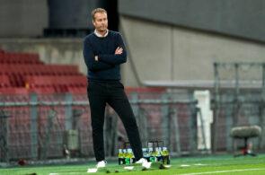 Denmark vs Belgium - UEFA Nations League