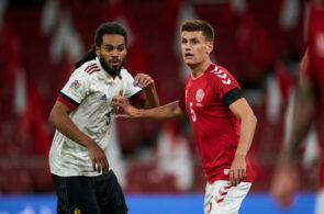Denmark vs Denmark vs Belgium - UEFA Nations LeagueBelgium - UEFA Nations League