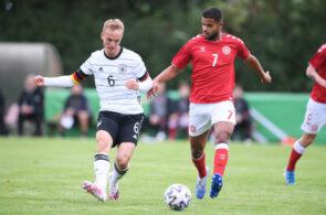 Germany U20 v Denmark U20 - International Friendly