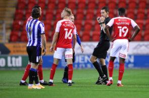 Rotherham mod Sheffield Wednesday