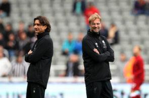 Zeljko Buvac og Jürgen Klopp, Liverpool