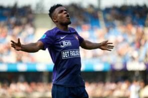 Frank Onyeka FC Midtjylland