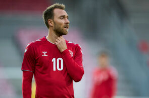 Christian Eriksen Danmark