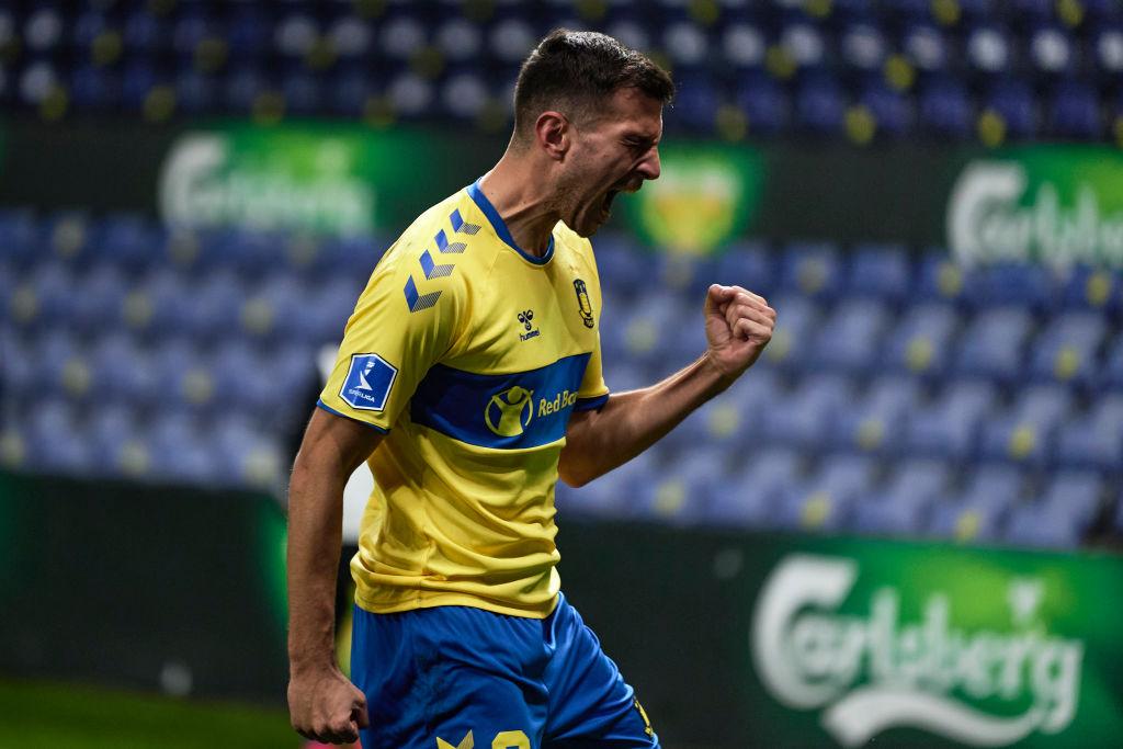 Brondby IF vs OB Odense - Danish 3F Superliga