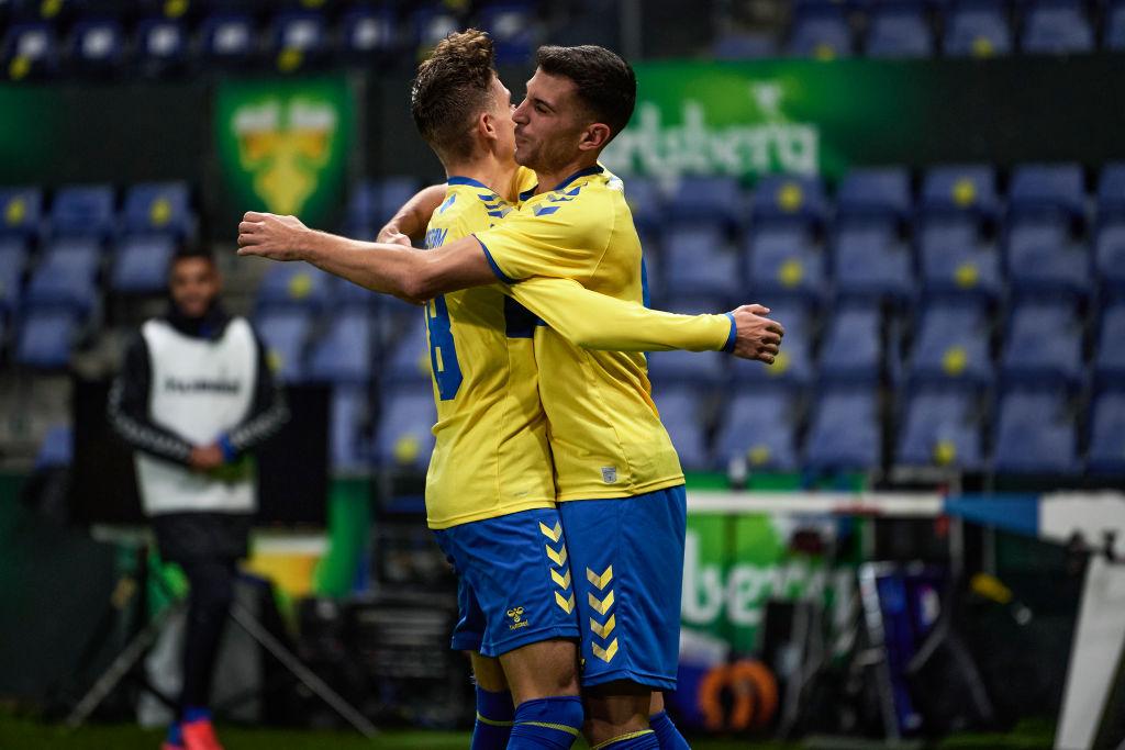 Jesper Lindstrøm og Andrija Pavlovic, Brøndby
