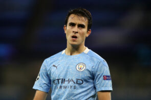 Eric García, Manchester City
