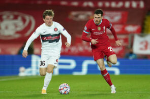 Liverpool FC v FC Midtjylland: Group D - UEFA Champions League