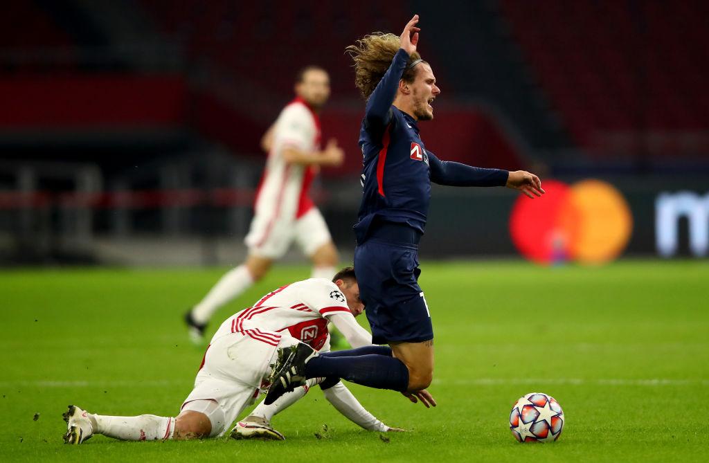 Ajax mod FC Midtjylland