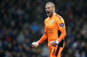 Kasper Schmeichel Leicester