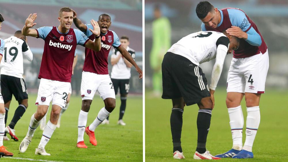 Ademola Lookman med panenka, Fulham mod West Ham