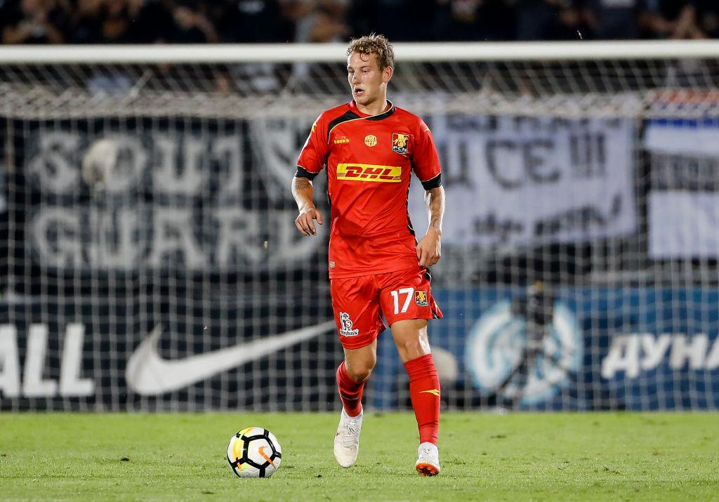 Andreas Skovgaard, FC Nordsjælland