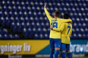 Jesper Lindstrøm og Rezan Corlu, Brøndby