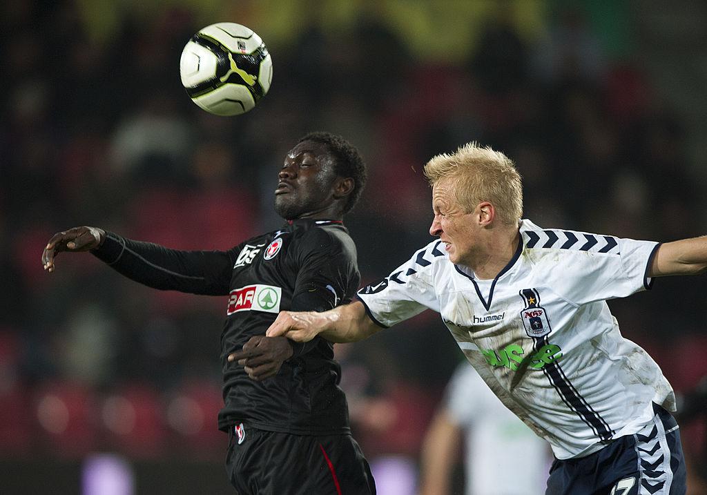 Baba Collins FC Midtjylland