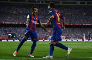 Neymar og Lionel Messi, FC Barcelona