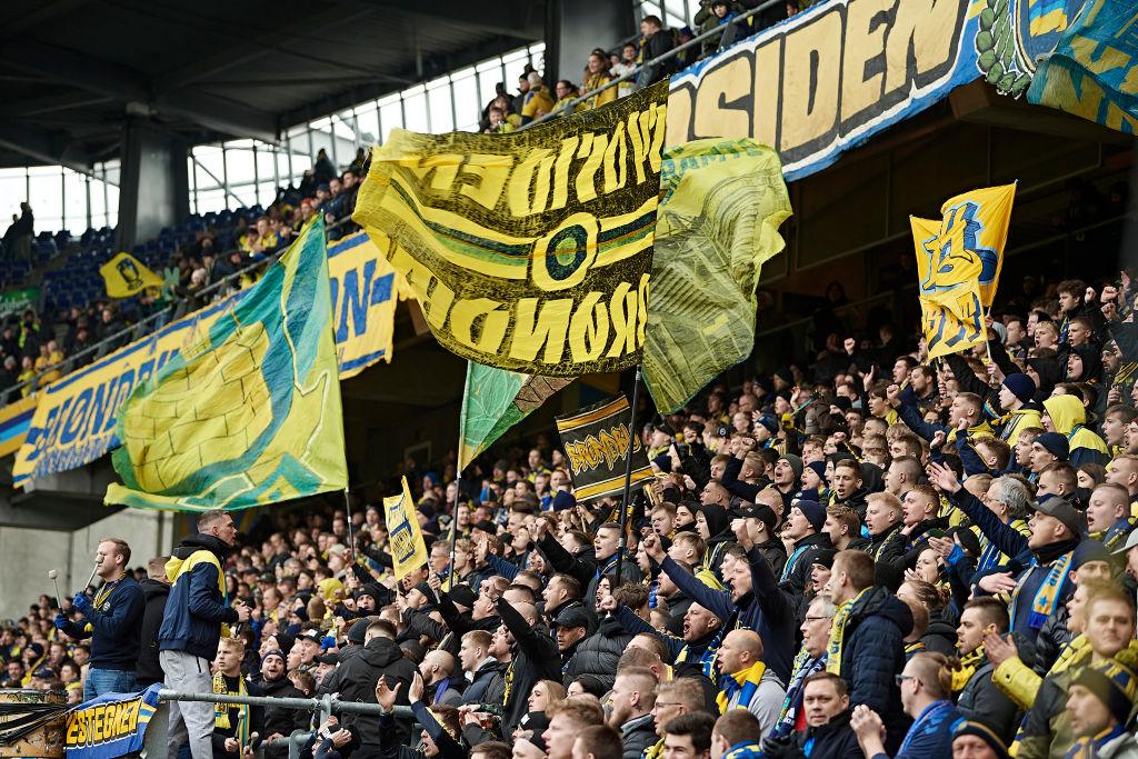 Brøndby-fans