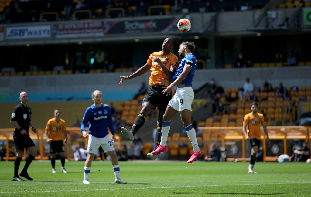 Everton og Wolves
