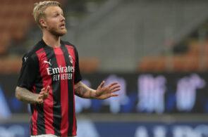Simon Kjær, AC Milan