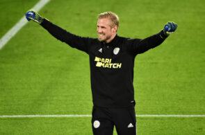 Kasper Schmeichel, Leicester
