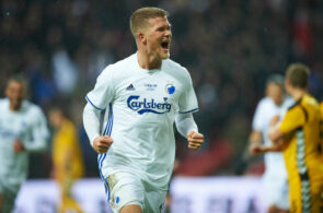 Andreas Cornelius FC København