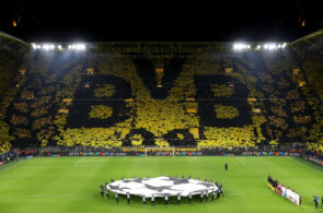 Dortmund i Champions League