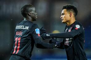 Awer Mabil og Paulinho, FC Midtjylland