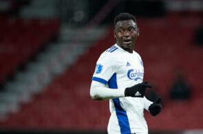 Mustapha Bundu, FC København