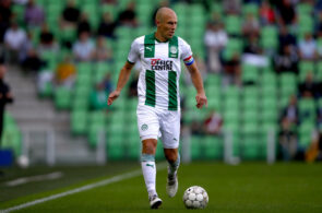 Arjen Robben, Groningen